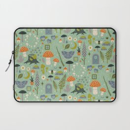 Fairy Garden Laptop Sleeve