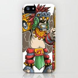Pencil Warrior iPhone Case
