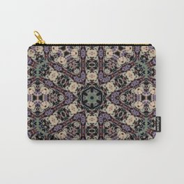 Mandala 45 Silk Road Carry-All Pouch