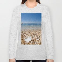 Shell Beach Long Sleeve T-shirt