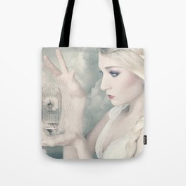 Capture Time Tote Bag