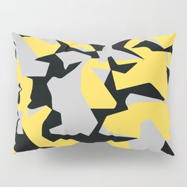 Search products, artworks and themes Yellow CAMO, Keep your stuff hidden in plain sight! Pillow Sham