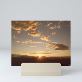 Kelowna Sunset Mini Art Print