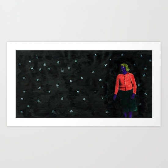 Your star will shine Art Print