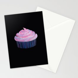 Cosmic Cupcake Stationery Cards