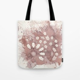 Cellular Geometry No. 2 Tote Bag