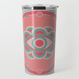 EYE OF THE COSMOS Travel Mug