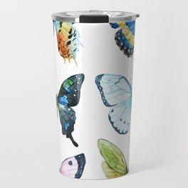 Butterflies 02 Travel Mug