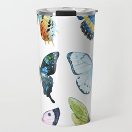 Butterflies 02 Travel Mug