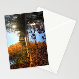 Salmon Sanctuary - Adams River BC, Canada Stationery Cards
