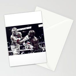 Two legends Stationery Cards