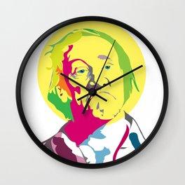 mmm, not bad Wall Clock