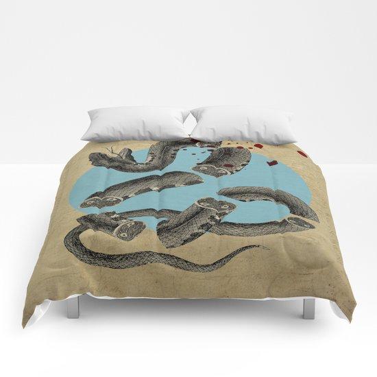 Snake Comforters