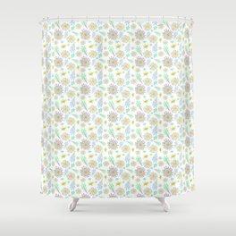 Joy! Shower Curtain