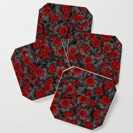 Rosa Sombra Coaster
