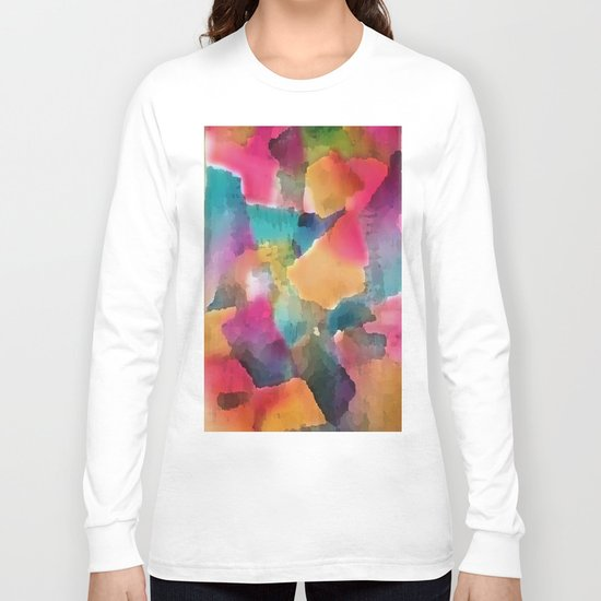 Splodge Long Sleeve T-shirt