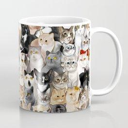 Catmina 2017 - THREE Coffee Mug