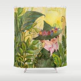 Snusmumriken / Snufkin Shower Curtain