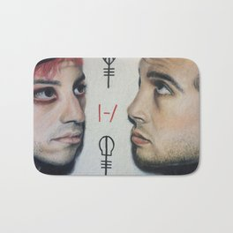 Josh + Tyler Bath Mat