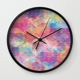 Cuben Web Wall Clock