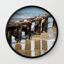 Sea Power Wall Clock