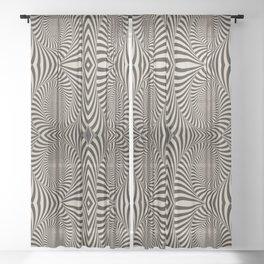 No Way Out Sheer Curtain