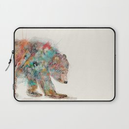 into the wild (the grizzly bear Laptop Sleeve