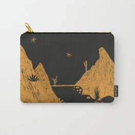 Desert Landscape Carry-All Pouch