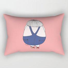 i am HANNAH (S15 back) Rectangular Pillow