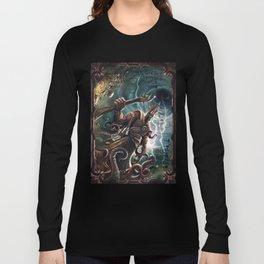 HASTUR Long Sleeve T-shirt
