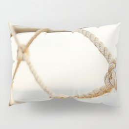 Seaside, by the Sea of Galilee Pillow Sham