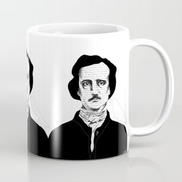 Persistence of Poe Coffee Mug