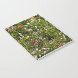 Field of Wild Flowers Notebook