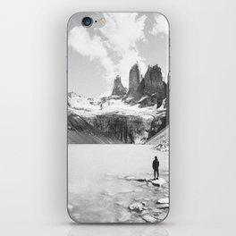 TORRES DEL PAINE / Chile iPhone Skin