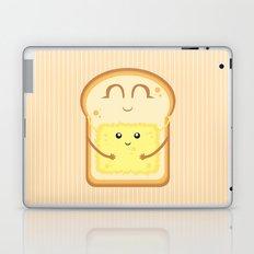 Hug the Butter Laptop & iPad Skin