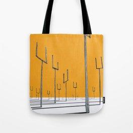 origin of symmetry Tote Bag