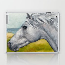 Horse Profiles 1 Laptop & iPad Skin