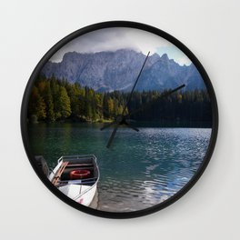 Peaceful Easy Feeling Wall Clock