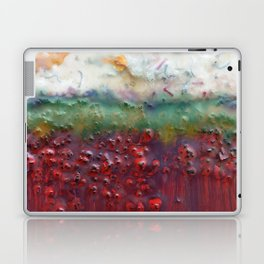 Colors of the Season (christmas abstract) Laptop & iPad Skin
