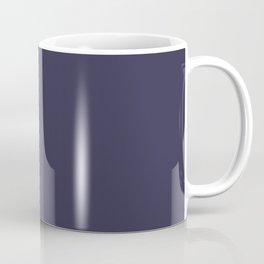 Evening Blue - Fashion Color Trend Fall/Winter 2019 Coffee Mug