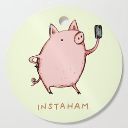 Instaham Cutting Board