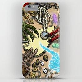 Ouija Monster! iPhone Case