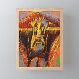 Drip of Despair Framed Mini Art Print