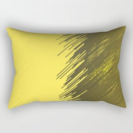 many multicolored stripes friendly Rectangular Pillow
