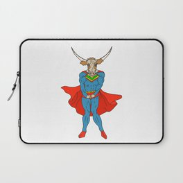 Man of Steer Laptop Sleeve