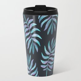 Sea Sand Waves Travel Mug