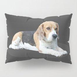 Beagle Dog #3 Pillow Sham