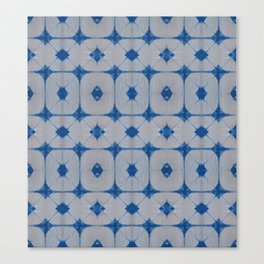 Shibori Take Two Canvas Print