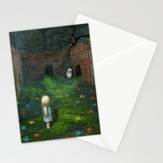 Deep in the Woods Stationery Cards