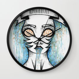 Human After All Wall Clock
